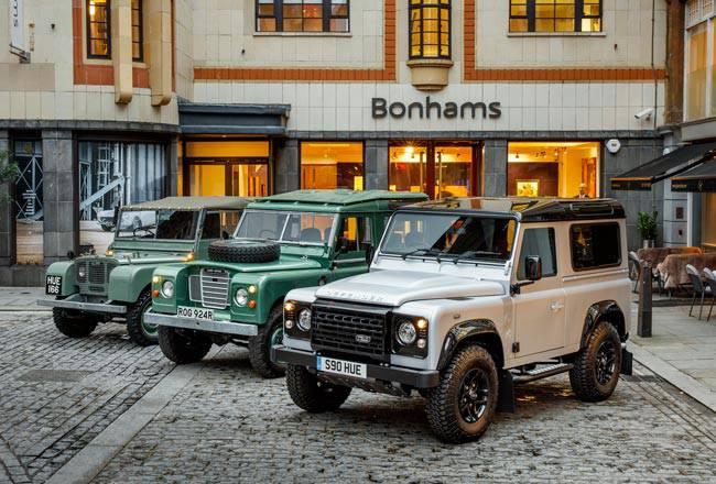 Фото Land Rover Defender
