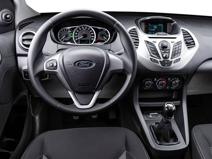 Фото салона Ford Ka 3-го поколения