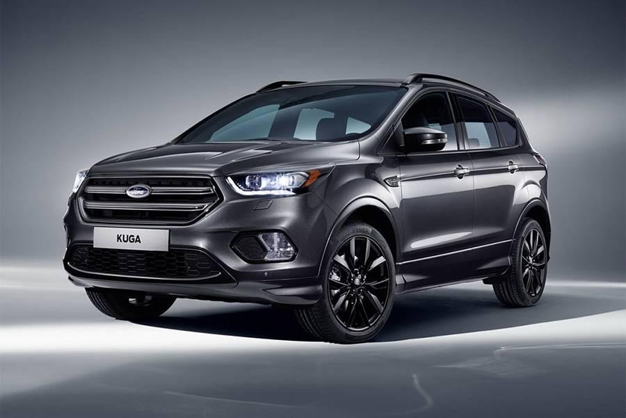 фото новый Ford Kuga 2016 года