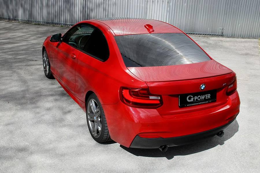 Фото BMW M235i от G-Power