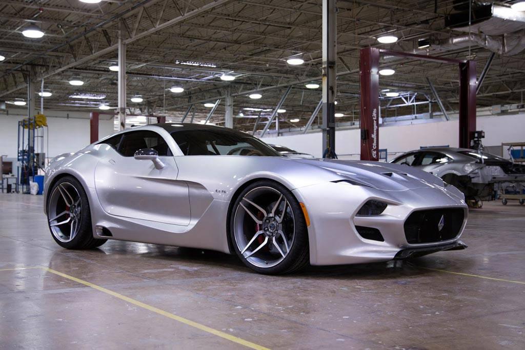 Фото суперкар Force 1 от VLF Automotive