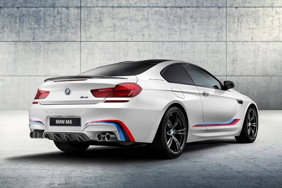 Фото BMW M6 Competition Edition