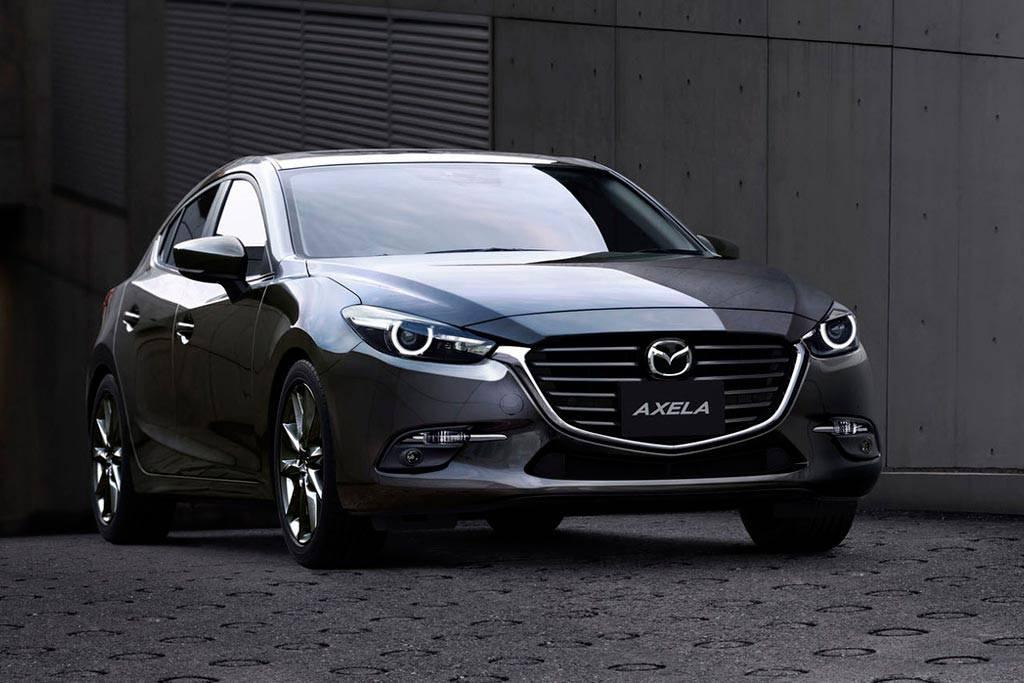 фото Mazda 3 2017-2018 года