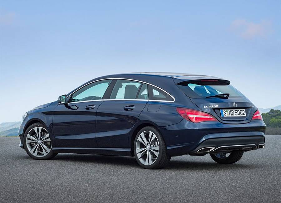 Фото универсала Mercedes-Benz CLA Shooting Brake