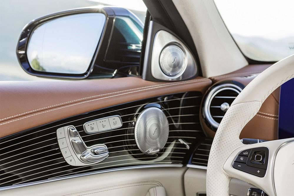 Фото интерьер Mercedes-Benz E-Class (W213) 2016-2017