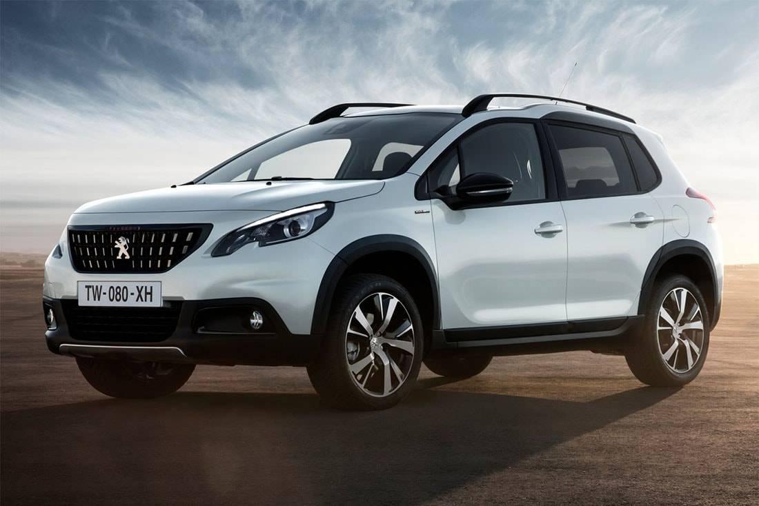 фото обновленный Peugeot 2008 2016 года