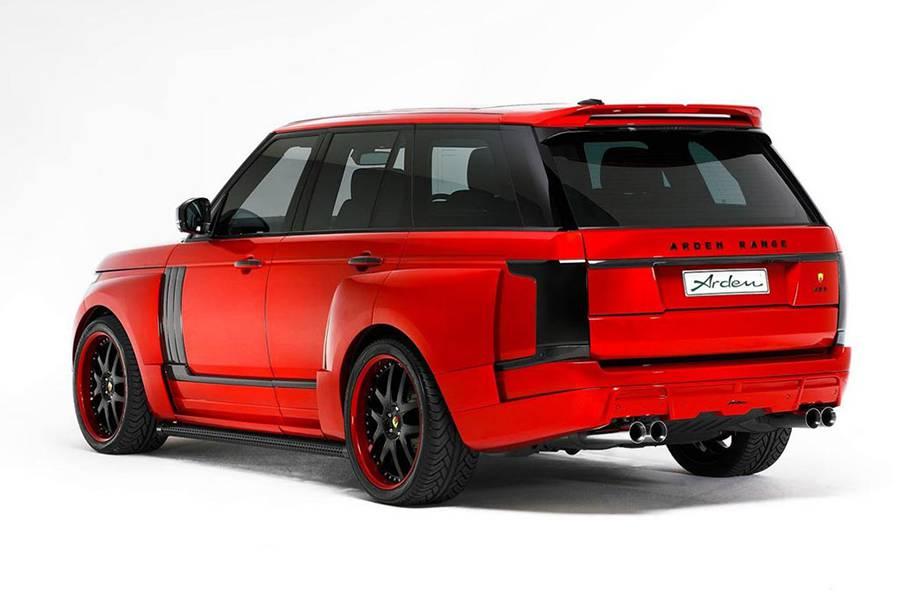 Фото Range Rover AR9 Spirit Special Edition