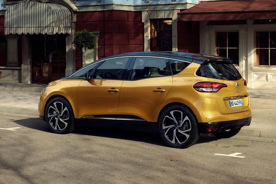 Фото минивэн Renault Scenic 2016
