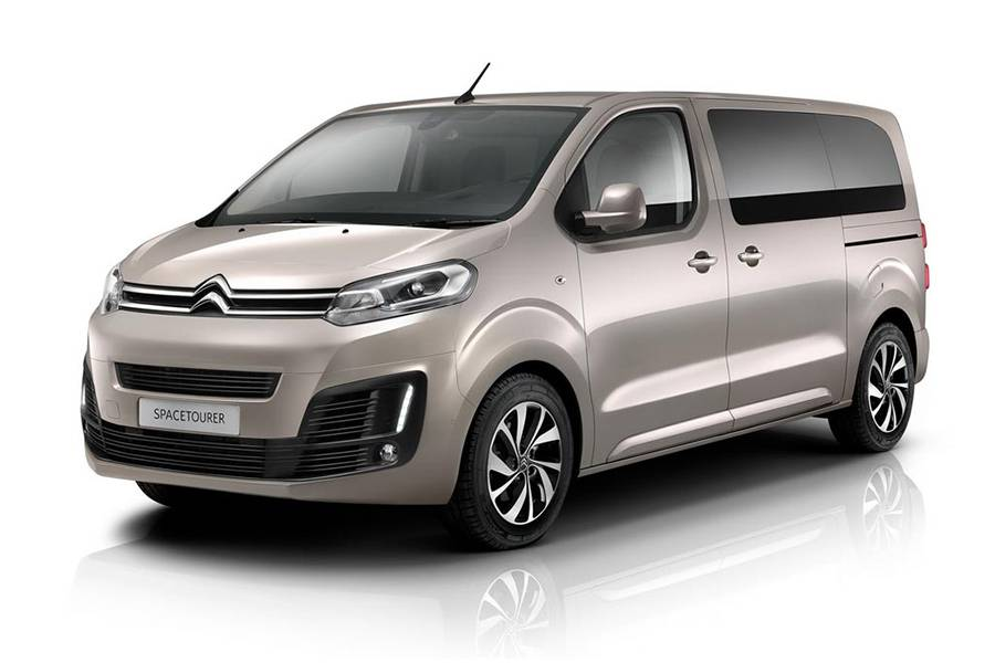 Фото Citroen SpaceTourer 2016-2017