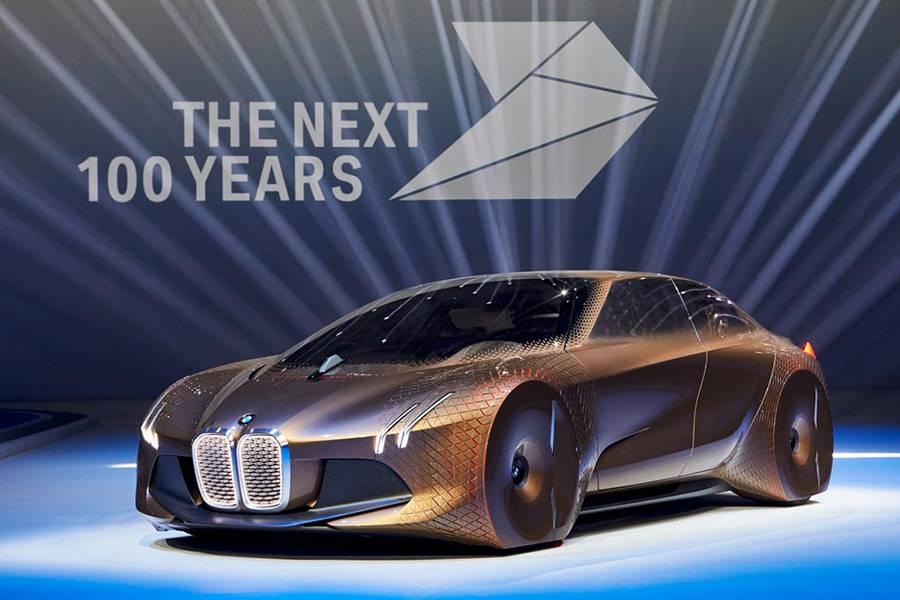 Фото BMW Vision Next 100