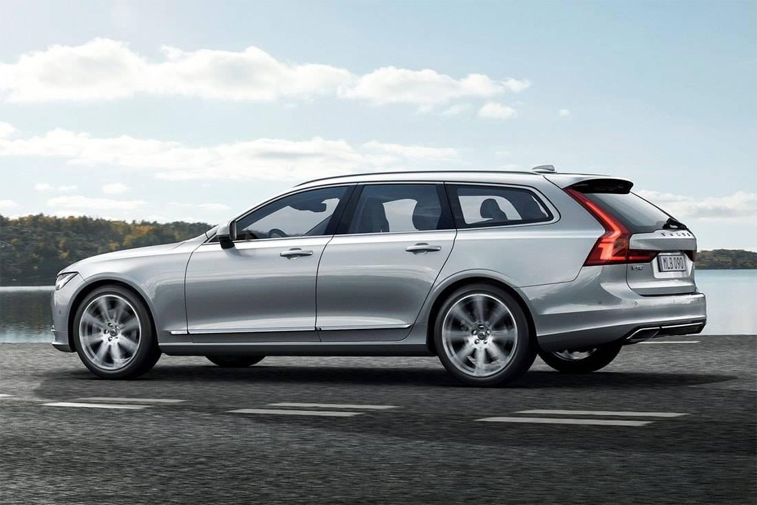 Универсал Volvo V90 2016-2017 года - фото