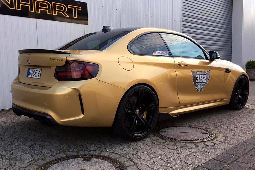 тюнинг  BMW M2