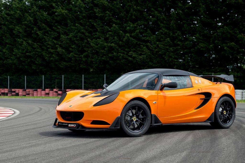 фото спорткара Lotus Elise Race 250