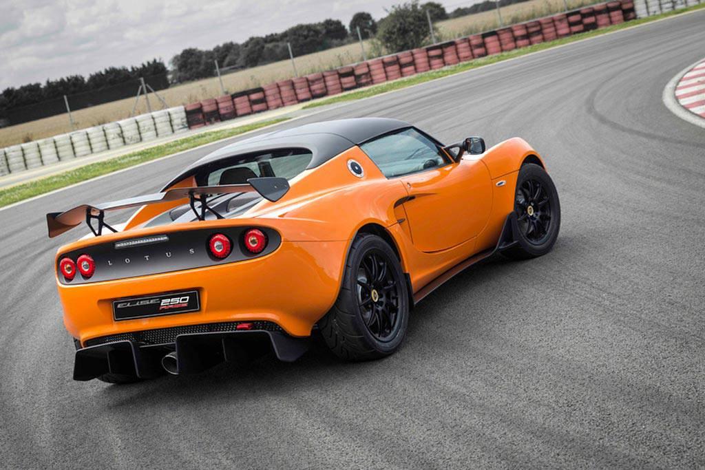 картинки спорткара Lotus Elise Race 250