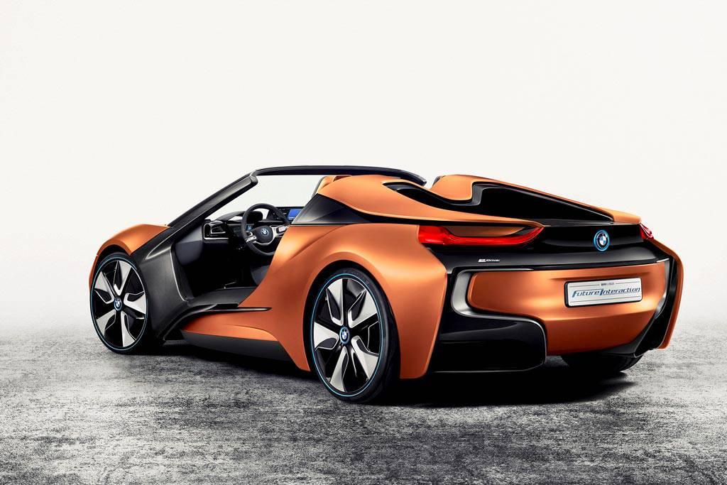 фото концепта BMW i Vision Future