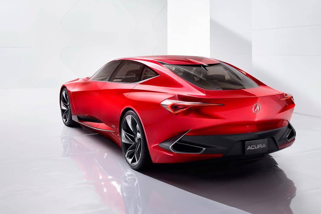 Фото Acura Precision Concept 2016