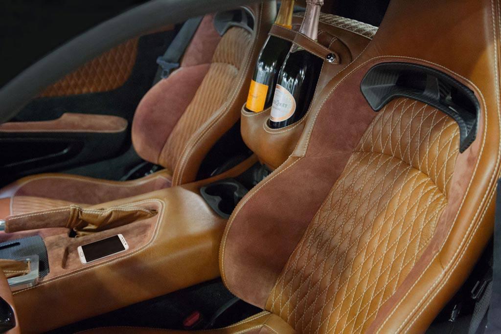 Фото салон Force 1 от VLF Automotive