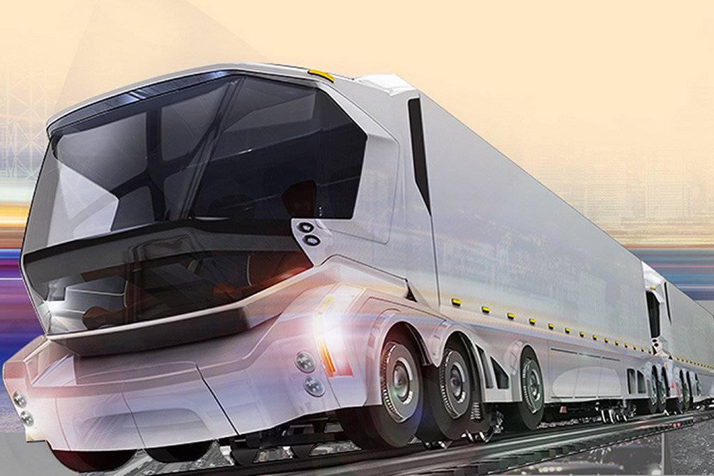 Фото грузовых автомобилей будущего - http://avtoaziya.ru