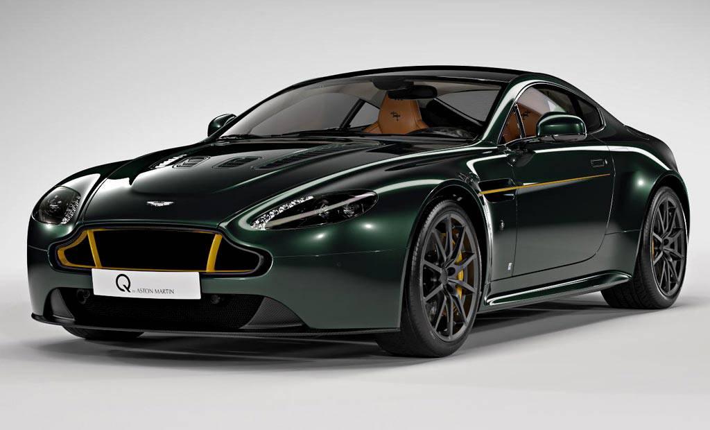 фото Aston Martin V12 Vantage S Spitfire 80