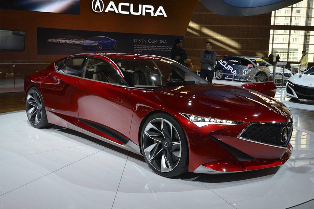 фото Acura Precision Concept