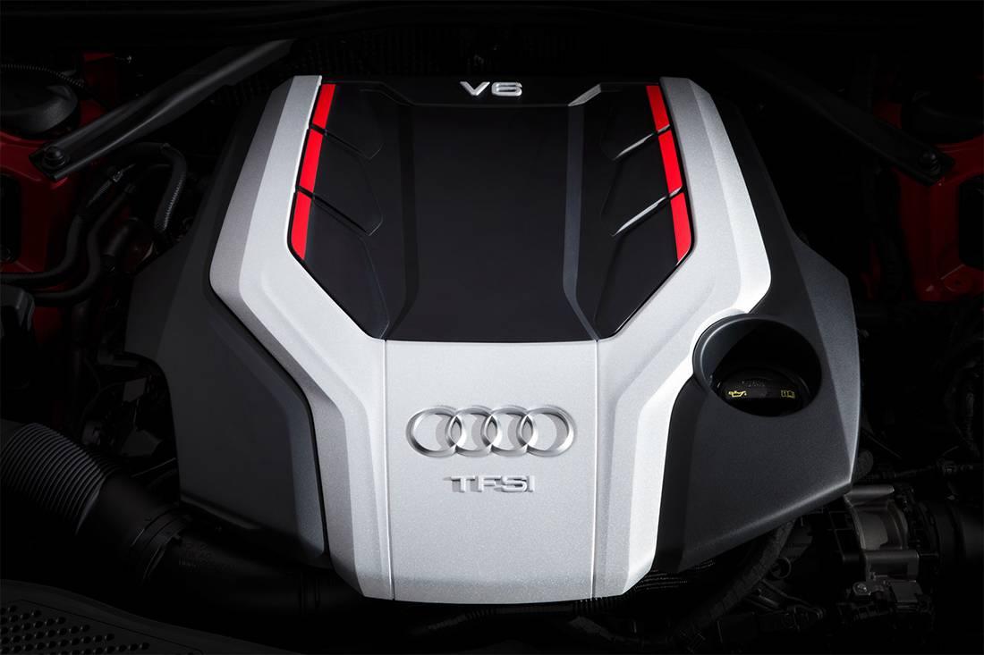 фото мотора Audi S5 Coupe 2017-2018 года