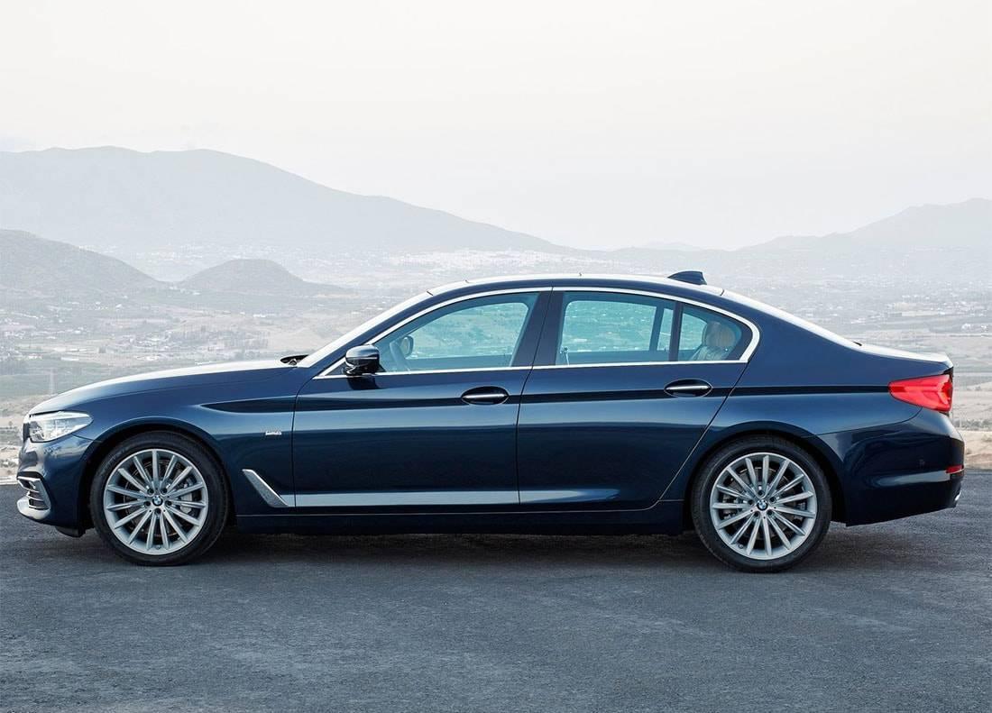 картинки BMW 5-Series (G30) 2017-2018 года