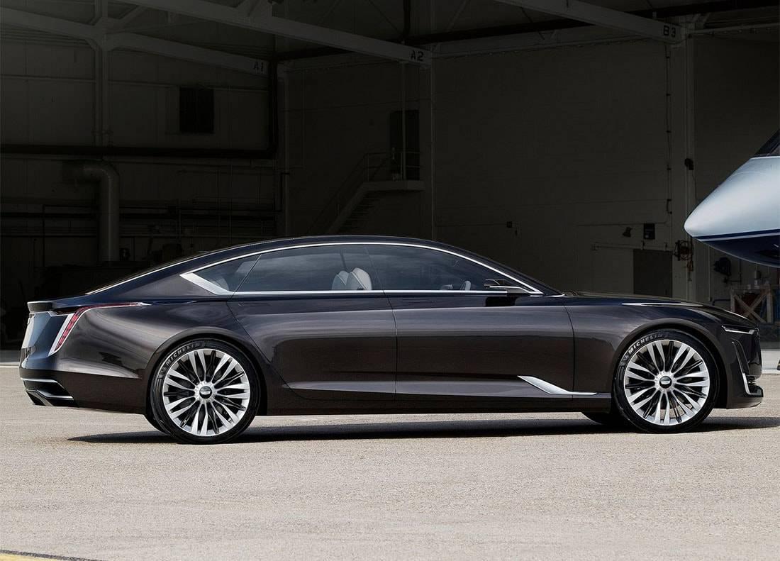картинки Cadillac Escala Concept 2016-2017
