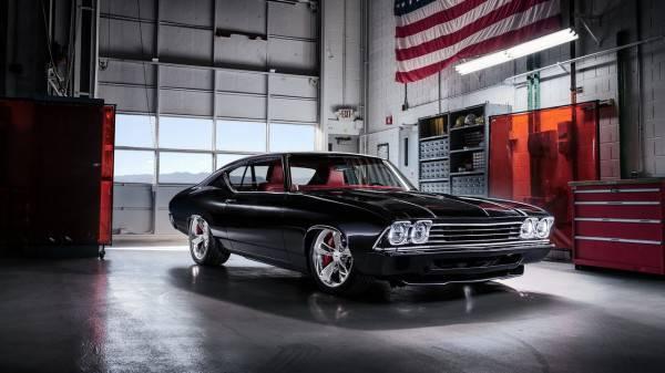 фото Chevrolet Chevelle 1969 года