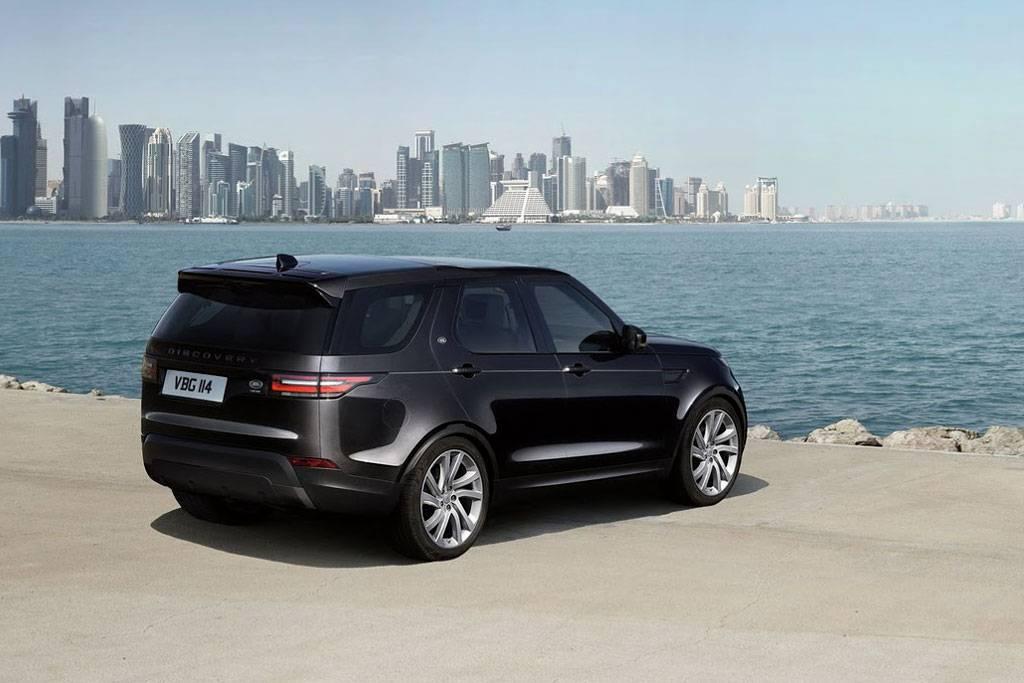 картинки Land Rover Discovery 5 поколения 2017-2018 года