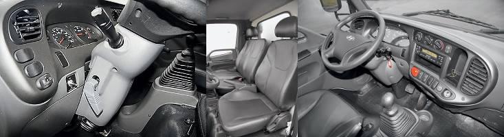 фото интерьера Hyundai HD35