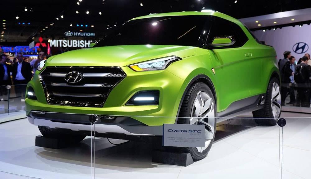 Новые автомобили 2017 года хундай