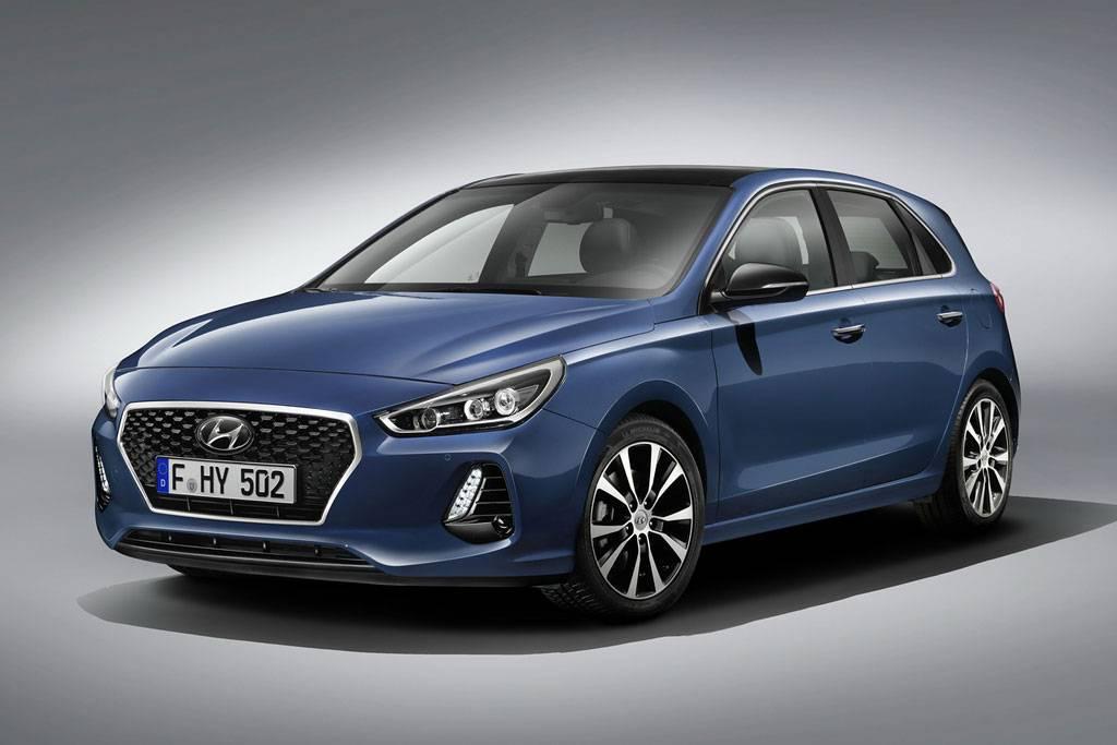 New Hyundai i30 2017 – хэтчбек 3-го поколения