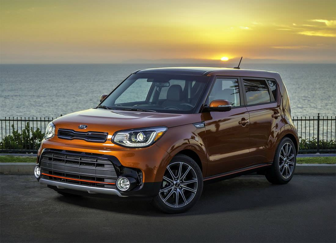 фото Kia Soul Turbo 2017 года