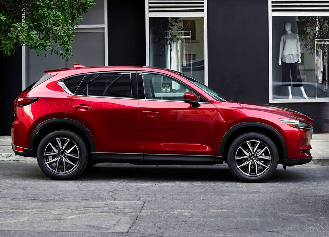 картинки Mazda CX-5 2017-2018