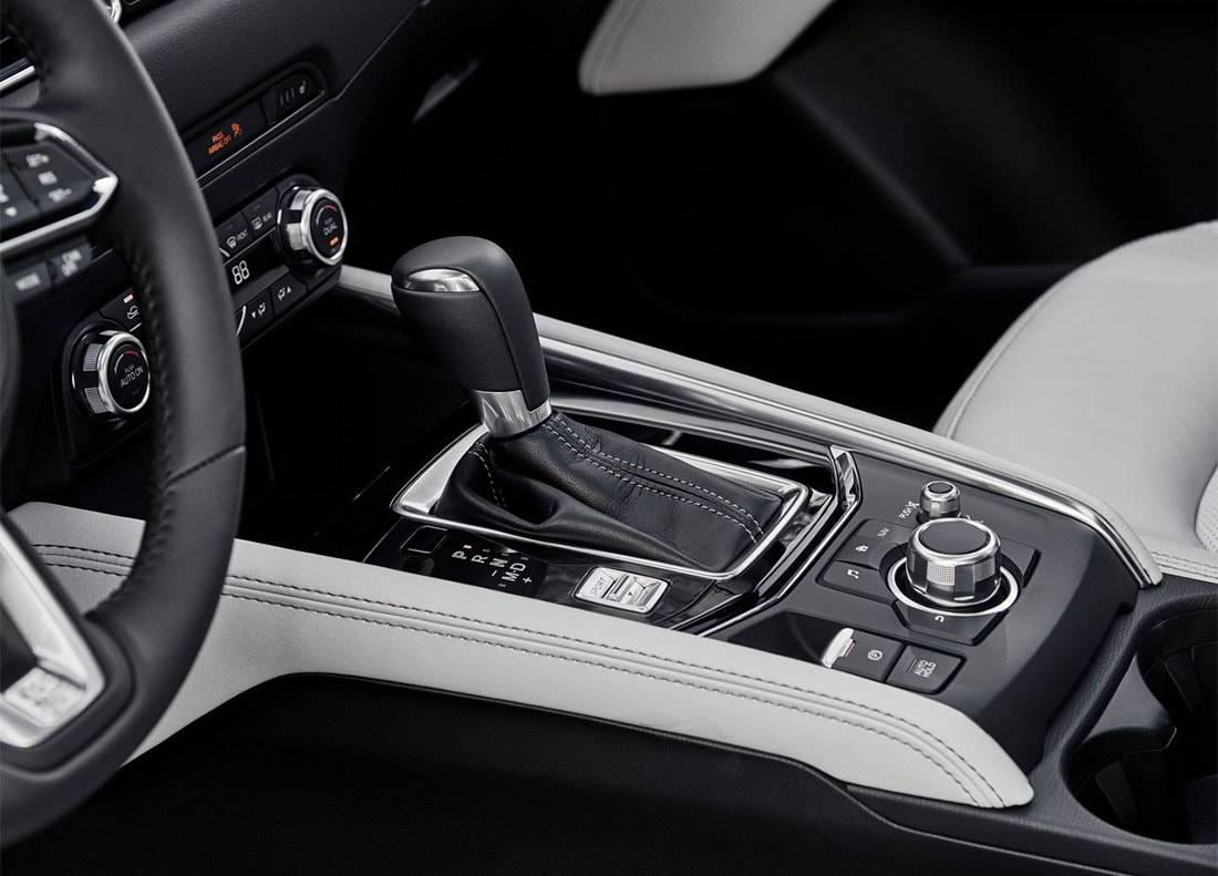 картинки интерьера Mazda CX-5 2017-2018