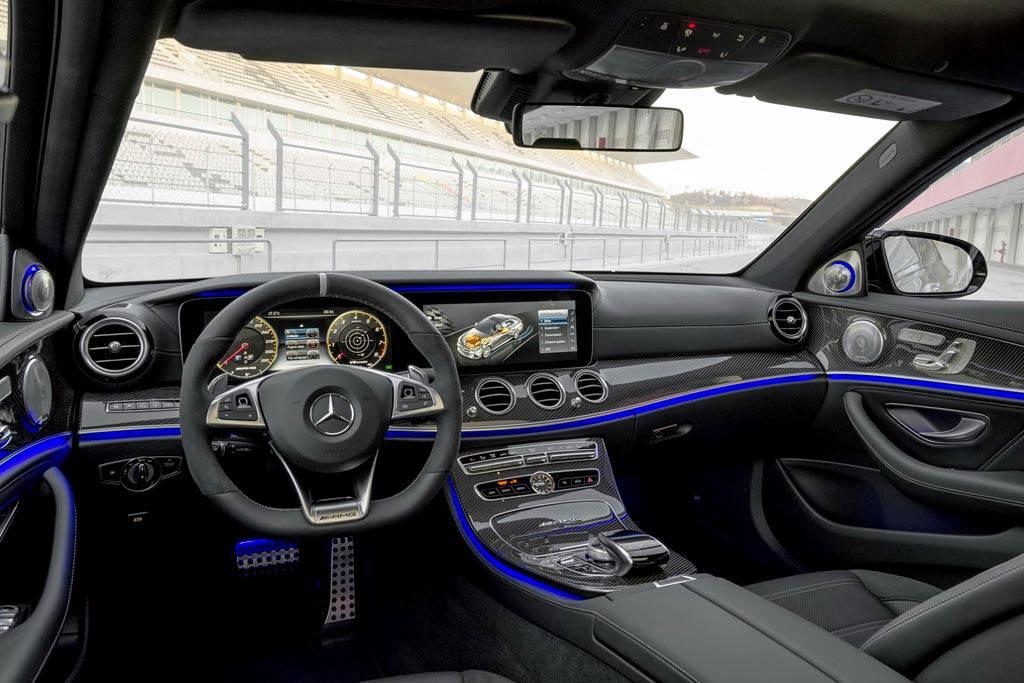 фото салона Mercedes-AMG E63  W213 2017-2018 года