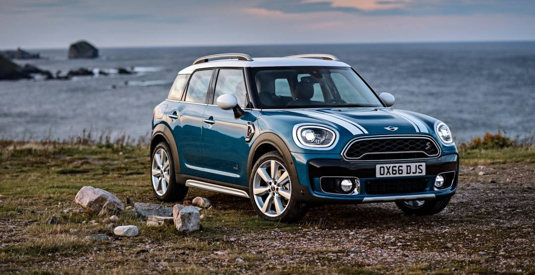 Новый Mini Countryman 2017-2018 года