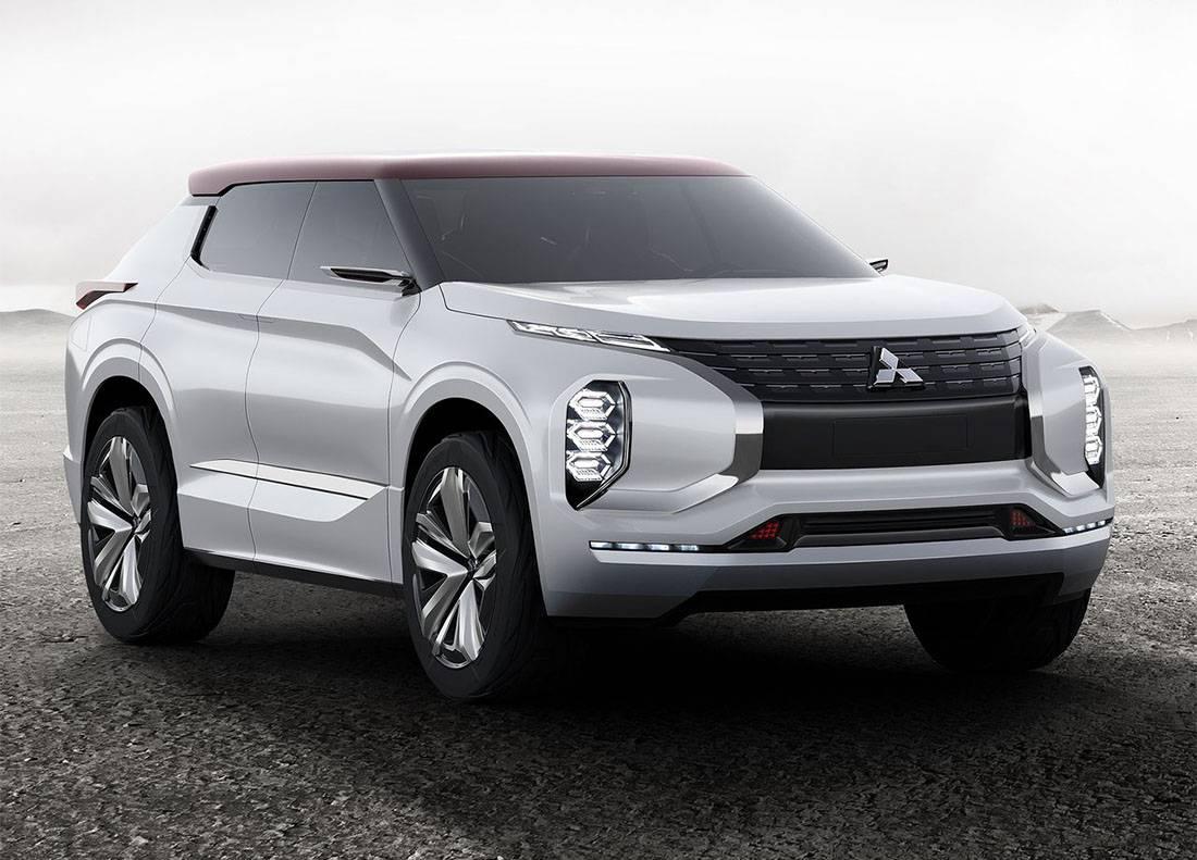 фото Mitsubishi GT-PHEV Concept