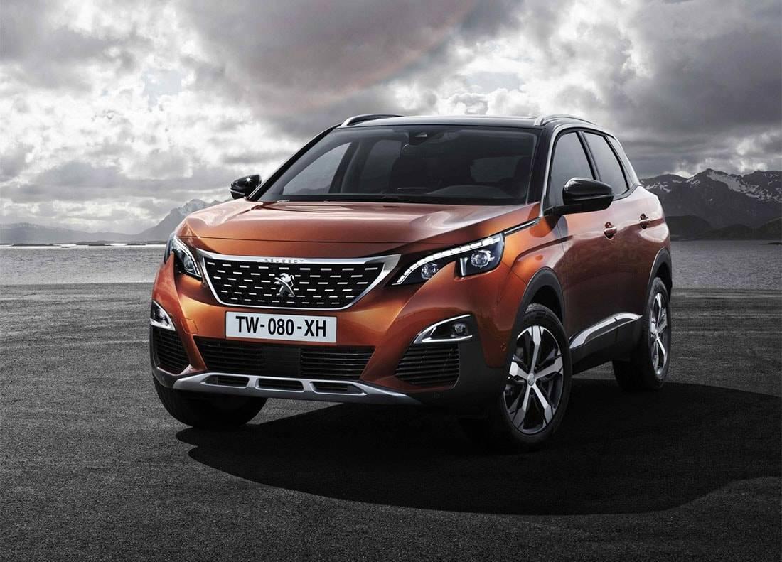 фото нового Peugeot 3008 2017-2018 года