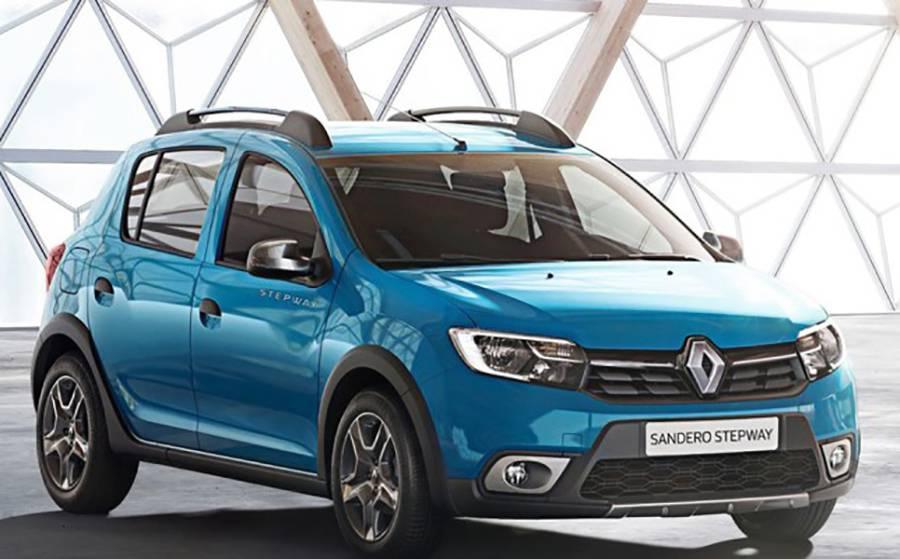 Плановый рестайлинг Logan и Sandero от Renault-Dacia