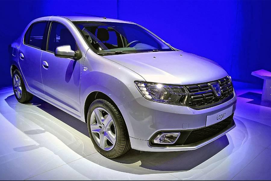 фото обновленного Renault-Dacia Logan 2017-2018 года