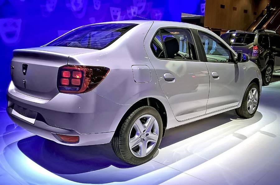 картинки обновленного Renault-Dacia Logan 2017-2018 года