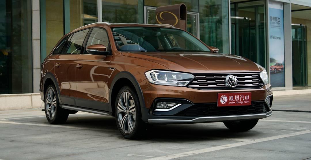 Фото Volkswagen Bora C-Trek 2017-2018 года вид спереди