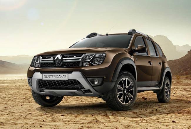 фото Renault Duster Dakar Edition