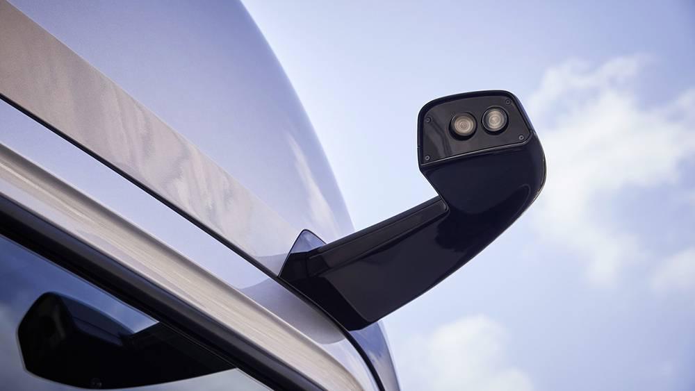 фото камер заднего вида Mercedes-Benz Urban eTruck 2016
