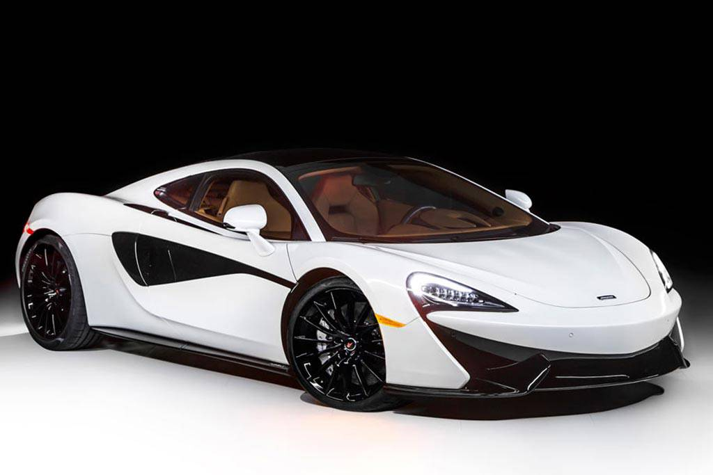 фото McLaren 570GT by MSO Concept