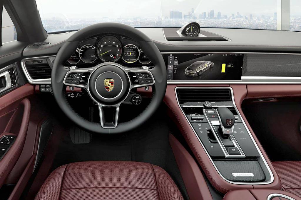 фото салона Porsche Panamera 2 Executive