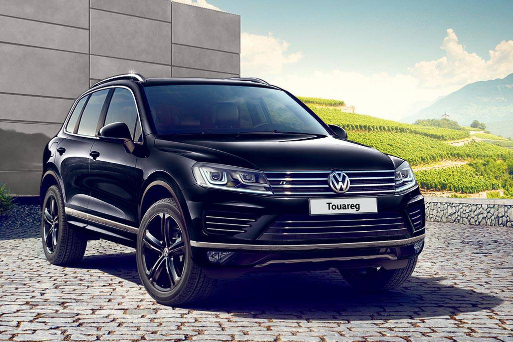 фото Volkswagen Touareg R-Line Executive 2016-2017 года