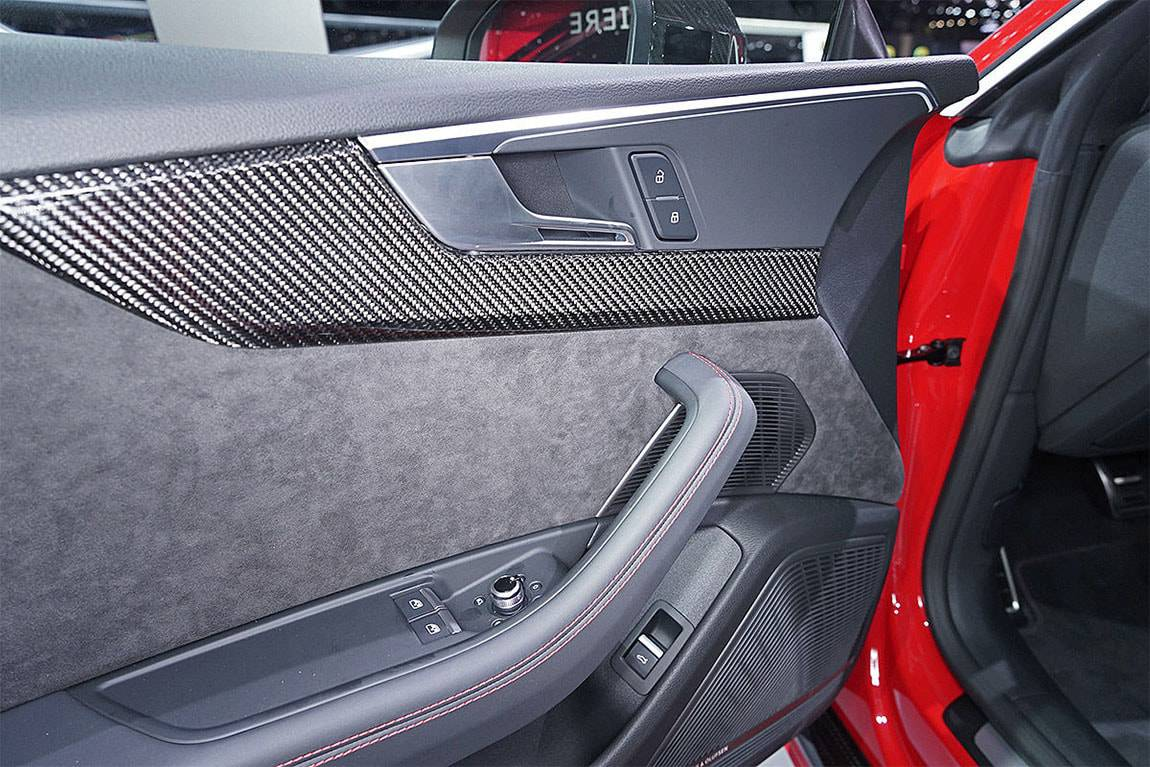 картинки Audi RS5 Coupe 2017-2018 года