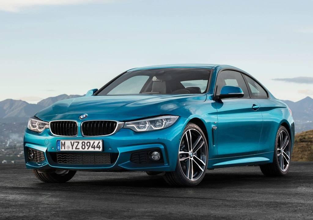 фото BMW 4-Series 2017-2018 года